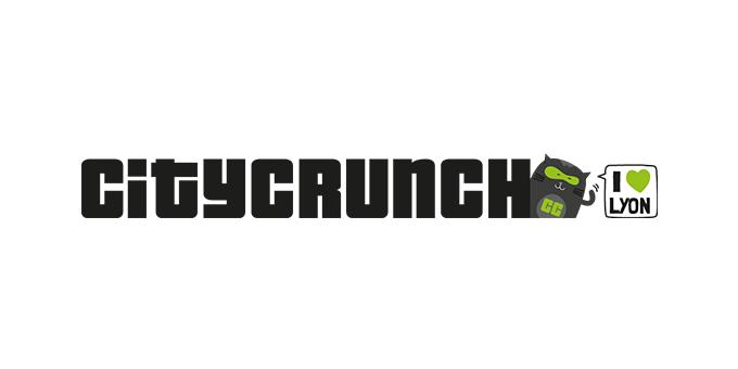 Logo du magazine lyon city crunch